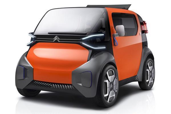 Citroën onthult Ami One Concept voor Genève