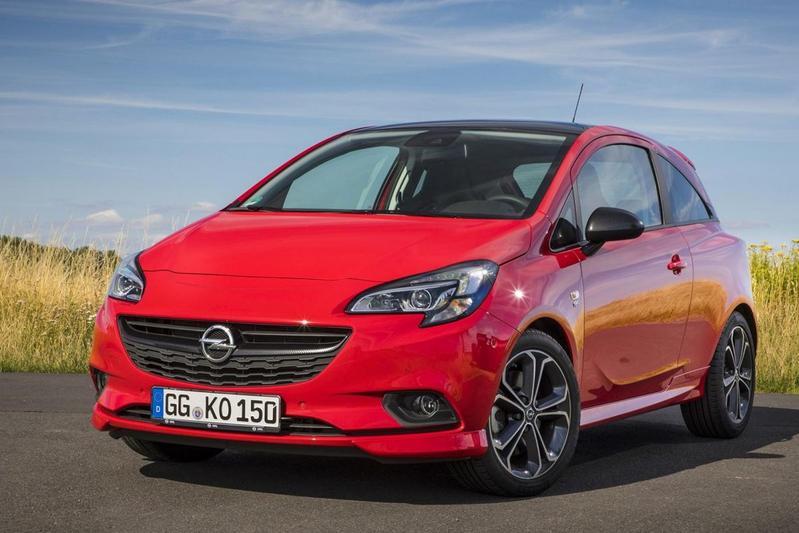 Nieuwe subtopper voor Opel Corsa