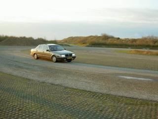 Lancia Thema 2.0 i.e. Turbo (1987)