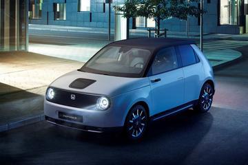 Honda verdubbelt verkoopverwachting E