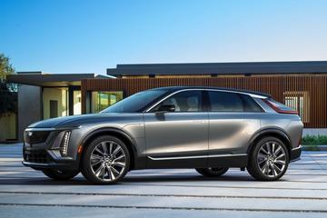 Elektrische Cadillac Lyriq onthuld