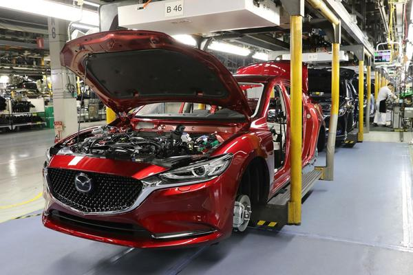 50 miljoen keer Mazda