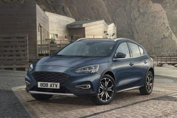 Ford Focus als Active X Vignale