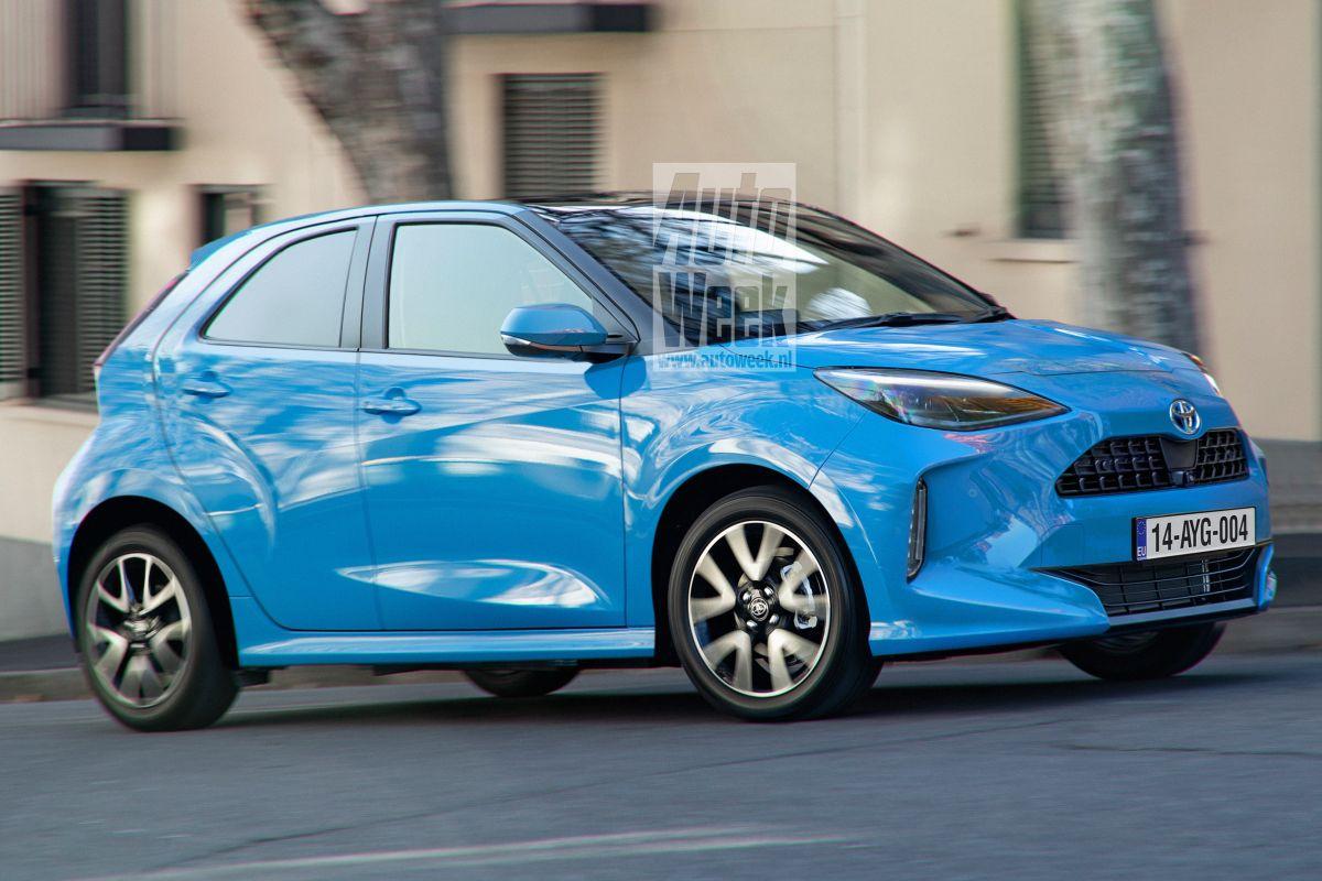 Toyota Aygo - Blik to the Future - Autoweek