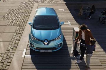 Dit is de nieuwe Renault Zoe
