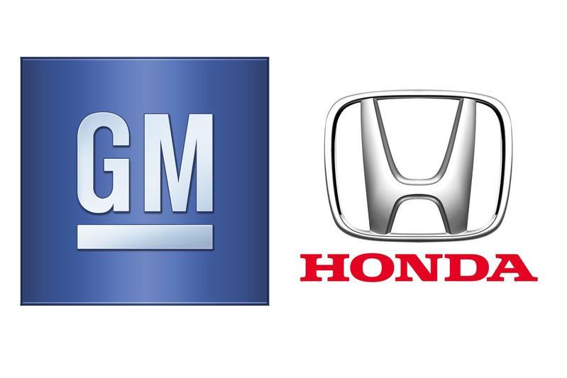 General Motors GM Honda