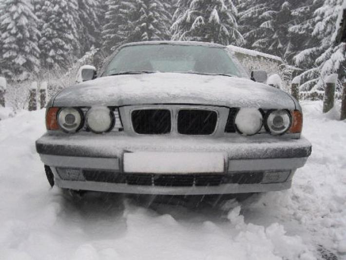 BMW 525i Executive (1994)