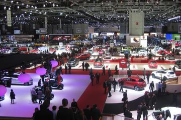 'Autosalon van Genève aangepast door in 2021'
