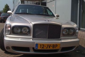 Bentley Arnage T (2002)