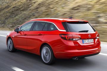 Opel Astra Sports Tourer 1.6 CDTI BiTurbo