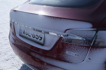 Tesla-wintertest Lapland - Reportage