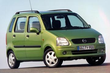 Opel Agila 1.2-16V Elegance (2001)