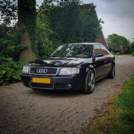 Audi A6 3.0 5V quattro (2003)