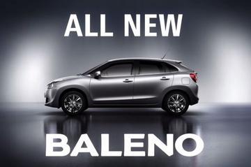Suzuki Baleno keert terug