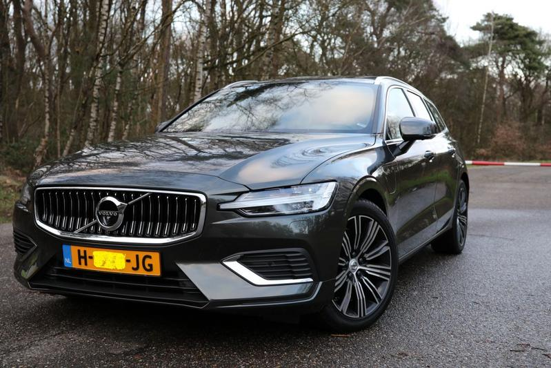 Volvo V60 T8 Twin Engine AWD Inscription (2020)