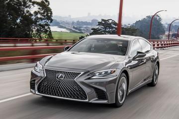 Dít kost de Lexus LS 500