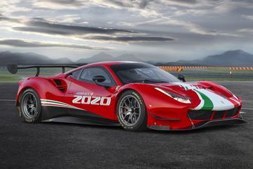 Ferrari 488 GT3 en Challenge vernieuwd