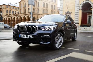 BMW presenteert X3 xDrive30e