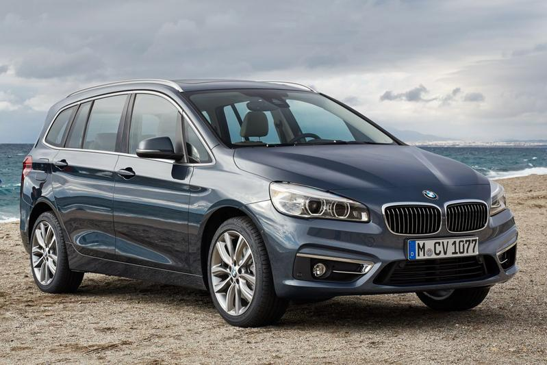 BMW 216d Gran Tourer Corporate Lease Edition (2015)