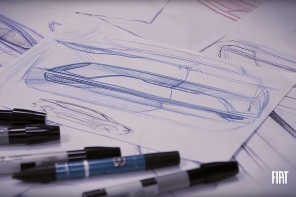 Fiat kondigt nieuwe concept-car aan