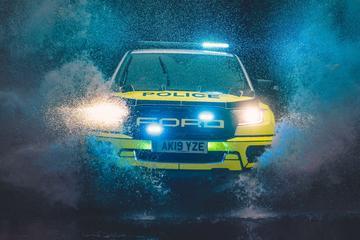 Britse politie kiest extreme Fords