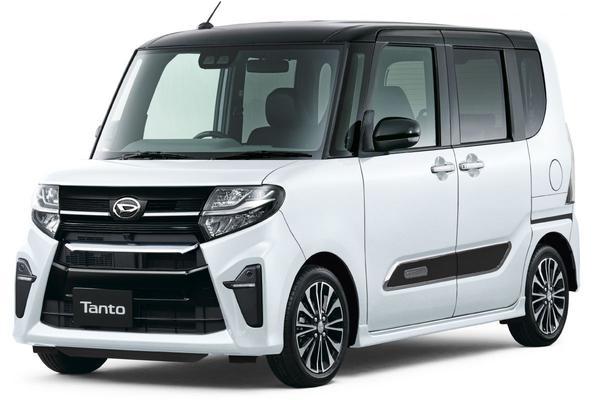 Daihatsu Tanto is helemaal nieuw