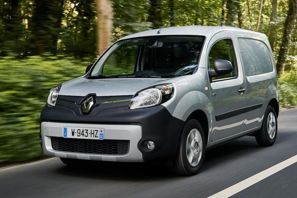 Gereden: de nieuwe Renault Kangoo Z.E.