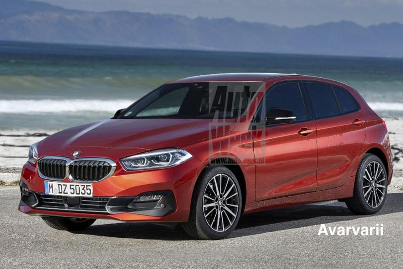 BMW 1-serie Blik to the Future