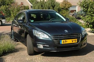 Peugeot 508 SW Active 1.6 THP (2011)