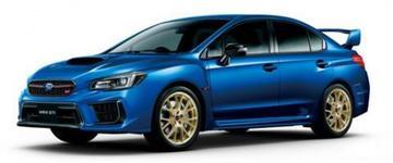 Subaru WRX STI uitgezwaaid met EJ20 Final Edition