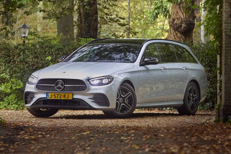 Mercedes-Benz E200d Estate - Test