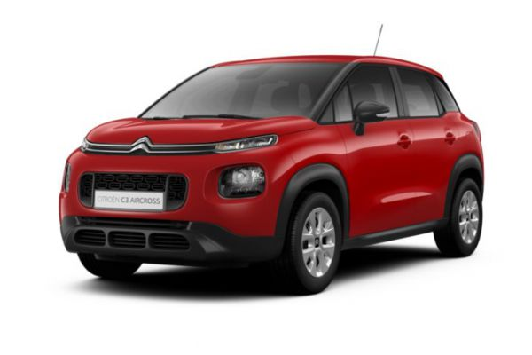 Back to basics: Citroën C3 Aircross