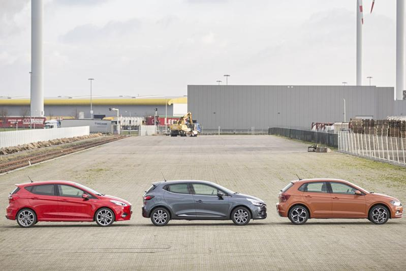 Autoverkoop België: plus 1,3 procent