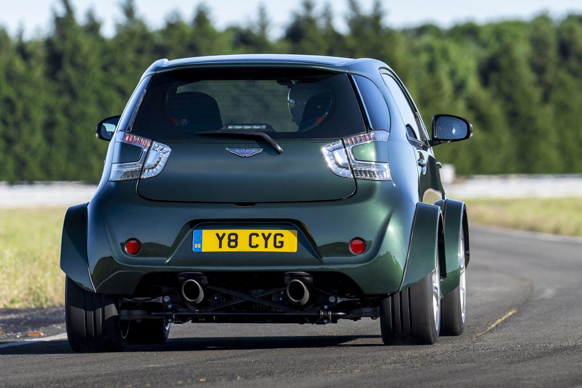 2011 - [Aston Martin] Cygnet - Page 9 Sg7y6adb0udy