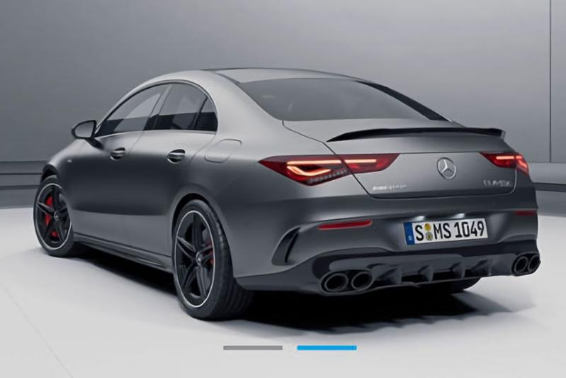 Mercedes-AMG CLA 345
