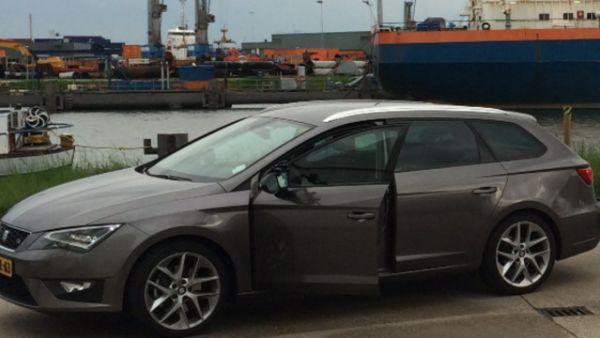 seat leon st 20 tdi 150pk fr dynamic 2014 autoweeknl