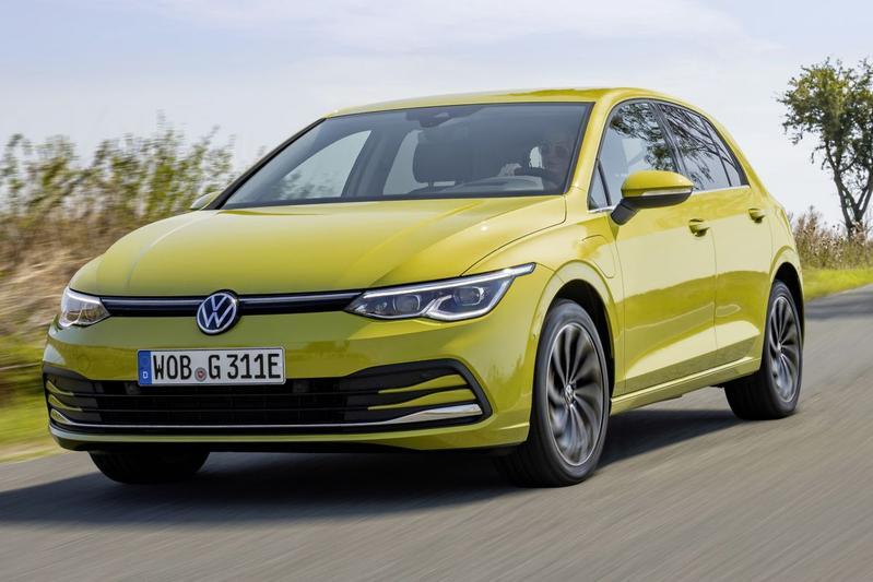 Volkswagen eHybrid 1.4