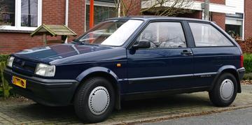 Seat Ibiza 1.2i Special (1992)