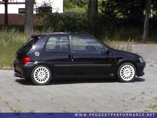 Peugeot 106 Sport 1.6-16V (1998)