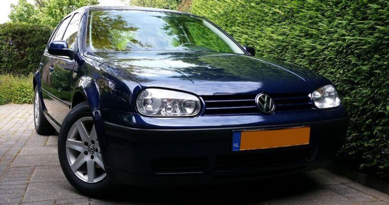 Verrassend Volkswagen Golf 1.6 Trendline (1999) review - AutoWeek.nl MI-86