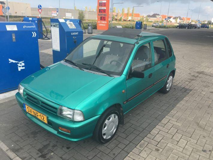 Suzuki Alto 1.0 GLS (1998)