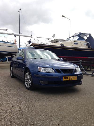Saab 9-3 Sport Sedan 1.8t Linear (2003)
