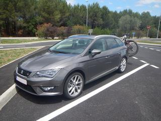 Seat Leon ST 2.0 TDI 150pk FR (2014)