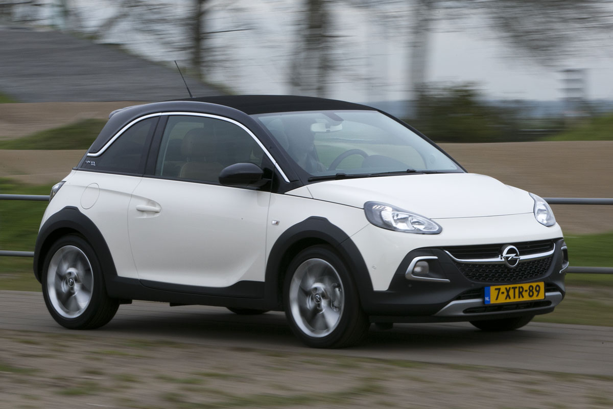 opel adam rocks 1 0 turbo 2014 autotest. Black Bedroom Furniture Sets. Home Design Ideas