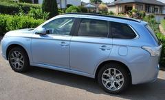 Mitsubishi Outlander PHEV Executive Edition