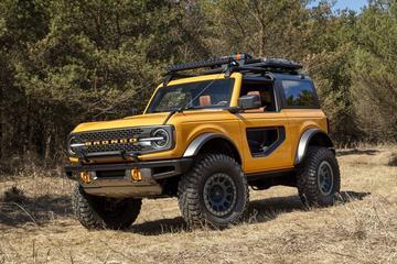 Dít is de nieuwe Ford Bronco