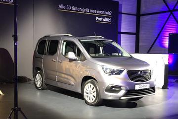 Opel Combo deze winter naar Nederland