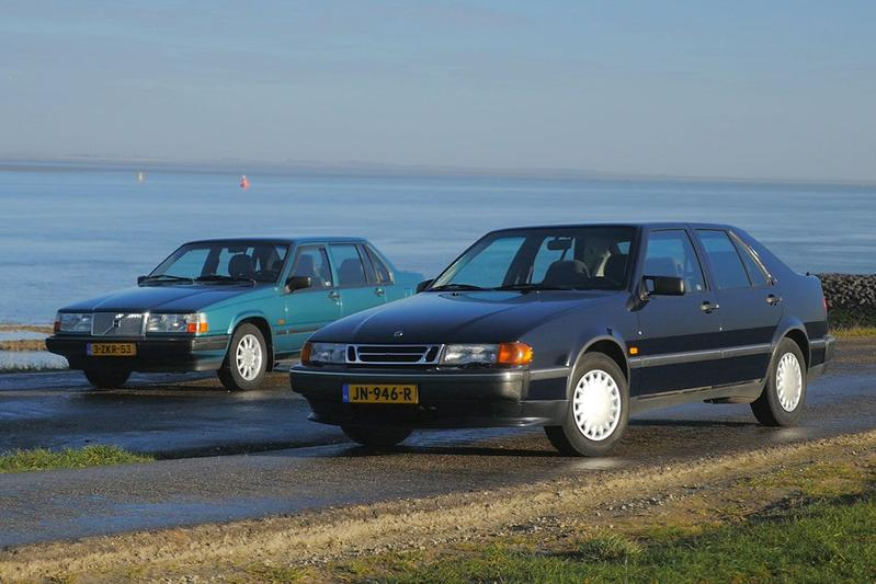 Saab 9000 vs. Volvo 940 - Occasion dubbeltest