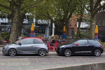 Opel Adam S-DS 3 Puretech 110