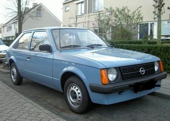 Opel Kadett 1.2 S (1983)